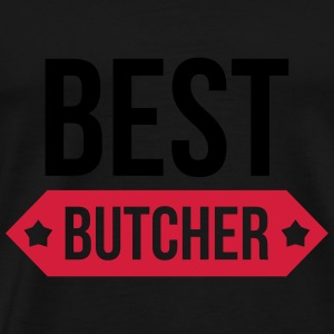 Best Butcher Hoodies - Men's Premium T-Shirt