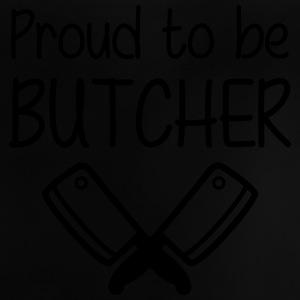 Proud to be Butcher T-shirts - Baby T-shirt