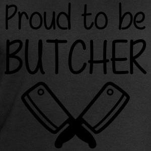 Proud to be Butcher  Aprons - Men's Sweatshirt by Stanley & Stella
