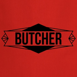 Butcher T-Shirts - Cooking Apron