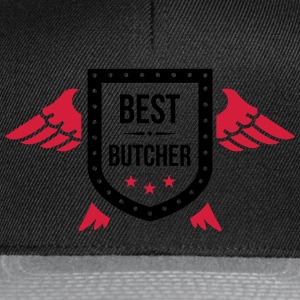 Best Butcher T-shirts - Snapback Cap