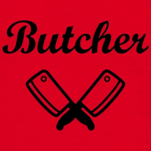 Butcher Mugs & Drinkware - Men's T-Shirt