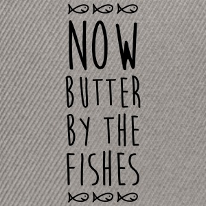 Denglisch - Now Butter By The Fishes - Snapback Cap