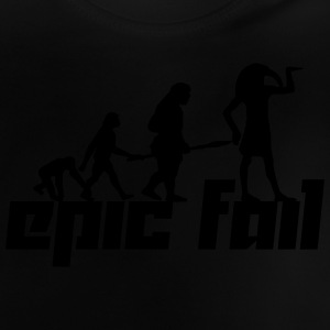 Epic Fail (Vector) - Baby T-Shirt