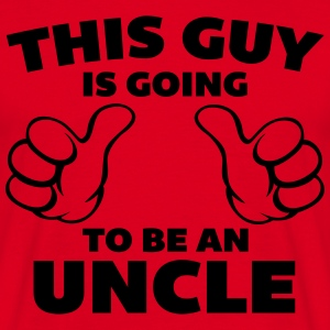 This Guy Uncle  Sweaters - Mannen T-shirt