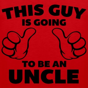 This Guy Uncle  Hoodies & Sweatshirts - Men's Premium Tank Top