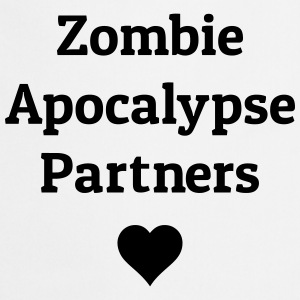 zombie apocalypse partners Tops - Cooking Apron
