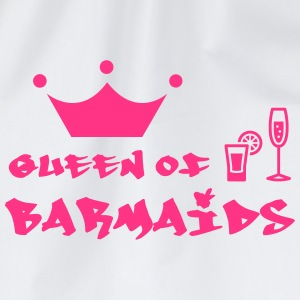 Queen of Barmaids T-Shirts - Turnbeutel