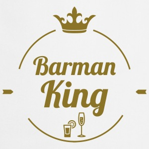 Barman King T-shirts - Forklæde