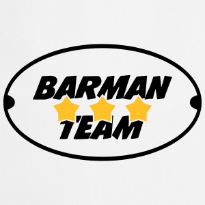 Barman Team T-shirts - Forklæde