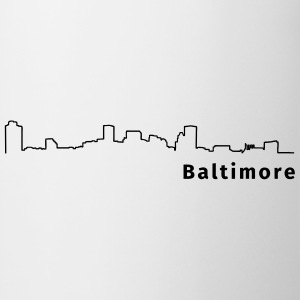 Baltimore T-shirts - Kop/krus