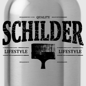 Schilder Sweaters - Drinkfles