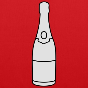 Champagne bottle T-Shirts - Tote Bag