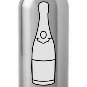 Champagne bottle T-Shirts - Water Bottle