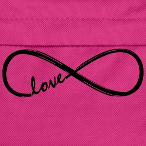 Forever Love! Infinity Loop, Eternal Knot, Valentine's Day,  T-Shirts - Kids' Backpack