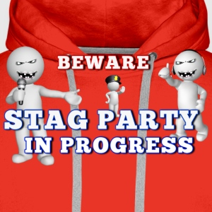 Stag Party - Men's Premium Hoodie
