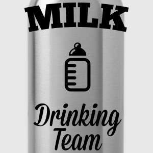 Milk drink team T-Shirts - Water Bottle