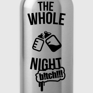 Breastfeeding, milk the night mommy T-Shirts - Water Bottle