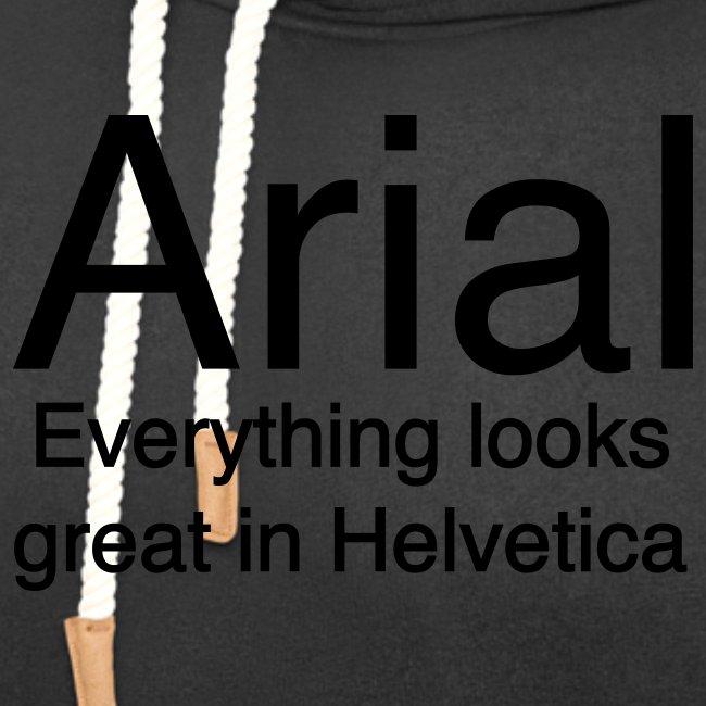 arial helvetica