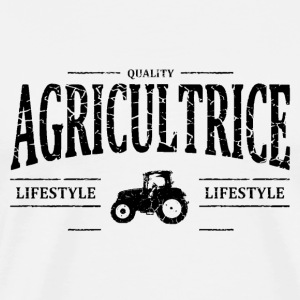 Agricultrice - T-shirt Premium Homme
