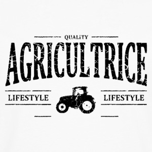 Agricultrice - T-shirt manches longues Premium Homme