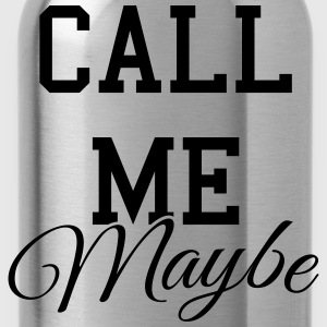Call me maybe Tank Tops - Trinkflasche