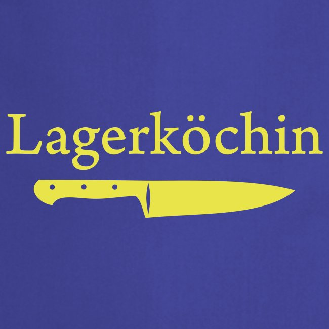 Lagerköchin, Messer - Mädls