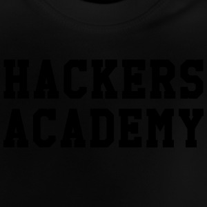 Hackers Academy Shirts - Baby T-shirt