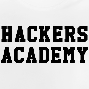 Hackers Academy T-shirts - Baby-T-shirt