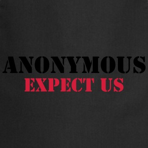 Anonymous : Expect us T-paidat - Esiliina
