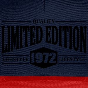Limited Edition 1972 Camisetas - Gorra Snapback