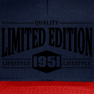 Limited Edition 1951 Tee shirts - Casquette snapback