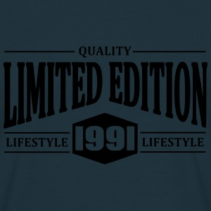 Limited Edition 1991 Hoodies & Sweatshirts - Men's T-Shirt