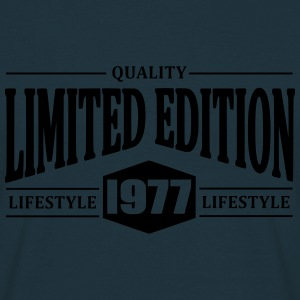 Limited Edition 1977 Gensere - T-skjorte for menn