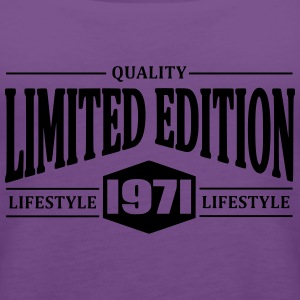 Limited Edition 1971 T-shirts - Vrouwen Premium tank top