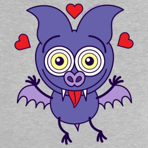 Bat feeling madly in love Shirts - Baby T-Shirt