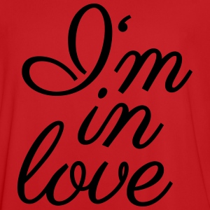 I am in love Sweaters - Mannen voetbal shirt
