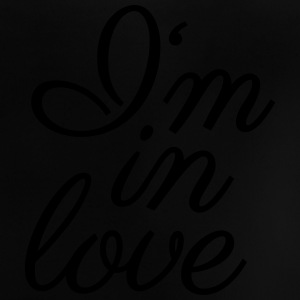 I am in love je suis en amour Tee shirts - T-shirt Bébé