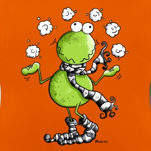 Funny Winter Frog  Shirts - Baby T-Shirt