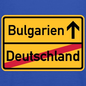 Bulgarien T-Shirts - Frauen Tank Top von Bella