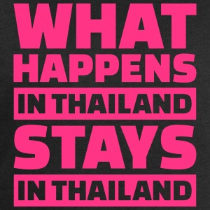 What happens in Thailand stays in Thailand T-Shirts - Männer Sweatshirt von Stanley & Stella