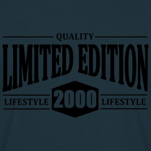 Limited Edition 2000 Hoodies & Sweatshirts - Men's T-Shirt