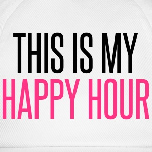 Happy Hour T-shirts - Baseballkasket
