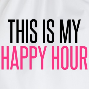 Happy Hour T-Shirts - Drawstring Bag