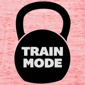Train Mode Hoodies & Sweatshirts - Women's Tank Top by Bella
