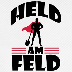 Held am Feld T-Shirts - Baseballkappe