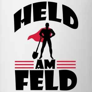 Held am Feld T-Shirts - Tasse