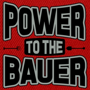 Power to the Bauer Skjorter - Snapback-caps