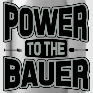 Power to the Bauer Skjorter - Drikkeflaske