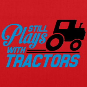 Still plays with tractors T-shirts - Mulepose